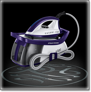 Russell Hobbs, Steam Power, 24440-56